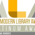 2020 Modern Library Awards - Platinum Award - Multiyear Honoree