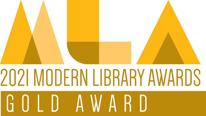 2021 Modern Library Awards - Gold Award